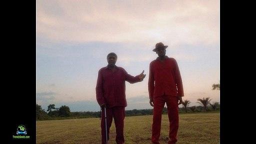 2Baba - Searching (Video) ft Bongos Ikwue