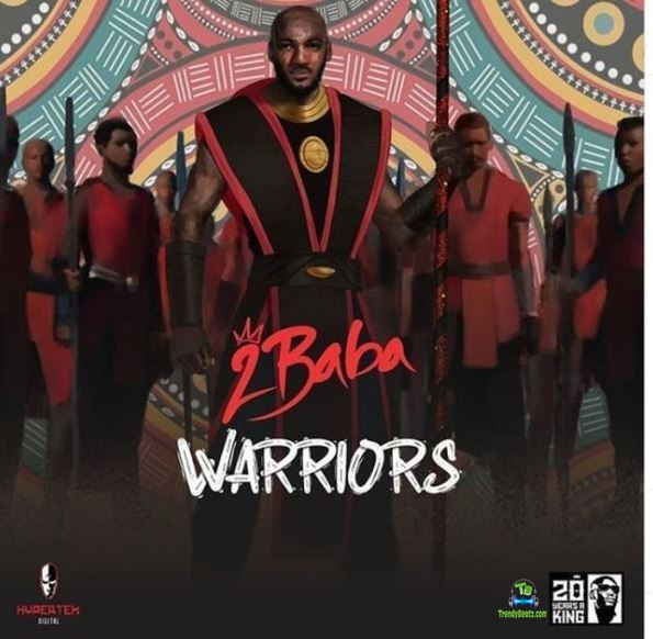 2Baba - I Dey Hear Everything ft Olamide