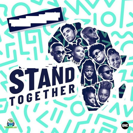 2Baba - Stand Together ft Yemi Alade, Teni and Various Artistes