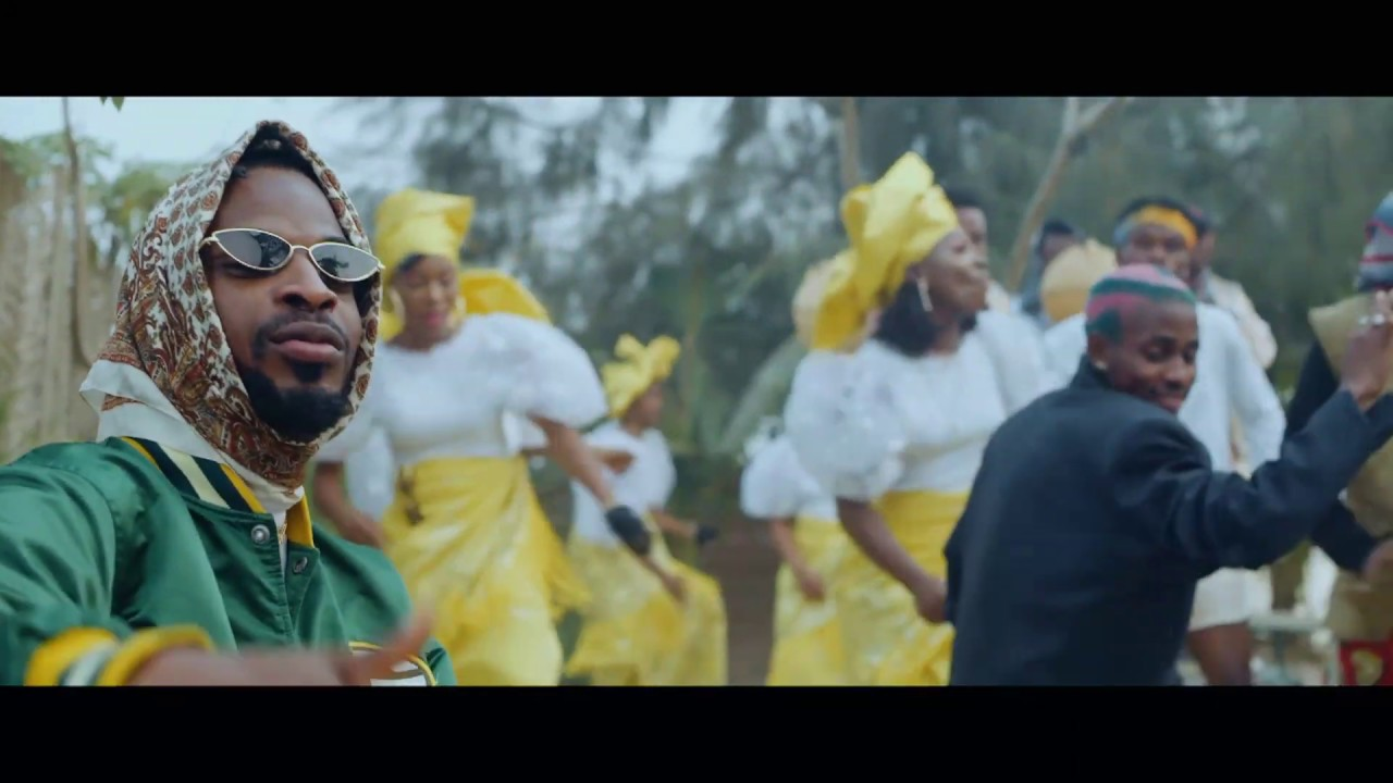 9ice - Ayepo Gan  (Official Video)