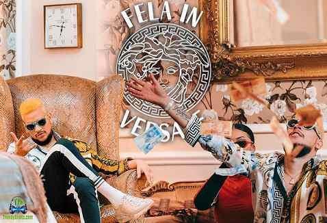 AKA - Fela In Versace ft Kiddominant