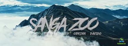 Abraham Mateo - Sanga Zoo (Video) ft Davido, Obrinn, Farruko