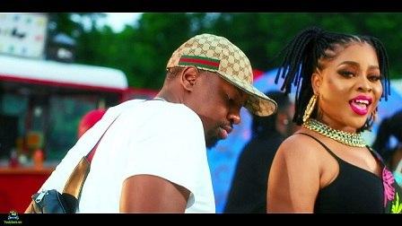 Adina - Shoulder (Video) ft Mr JazziQ