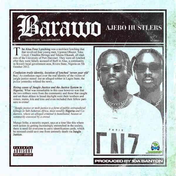 Ajebo Hustlers - Barawo
