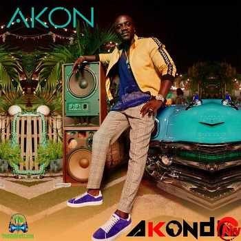 Akon - Scammers ft Olamide