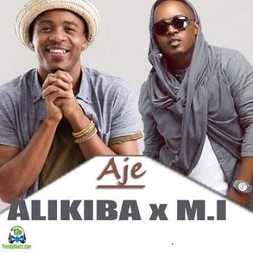 Ali kiba - AJE Remix ft MI Abaga