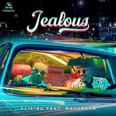 Ali kiba - Jealous (New Song) ft Mayorkun