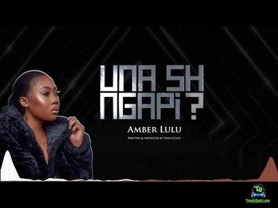 Amber Lulu - Una Shingapi