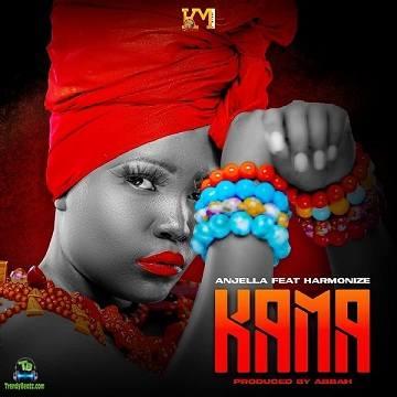 Anjella - Kama ft Harmonize