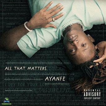 Ayanfe - My Mind ft Peruzzi