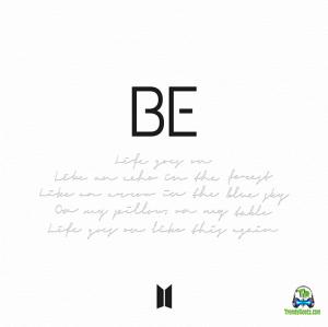 Download BTS Be Album mp3