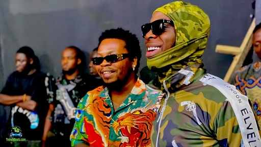 BackRoad Gee - See Level (Video) ft Olamide