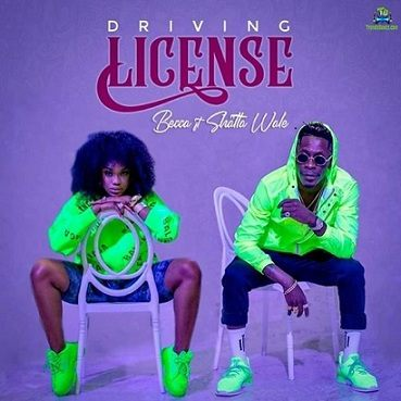 Becca - Driving License ft Shatta Wale