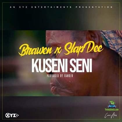 Brawen - Kuseni Seni ft Slapdee