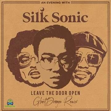 Bruno Mars - Leave The Door Open ft Anderson .Paak, Silk Sonic