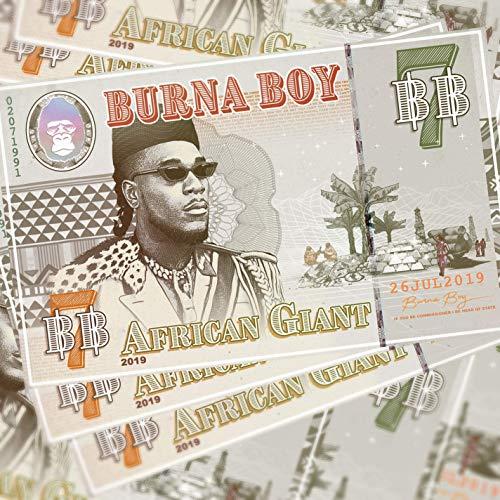 Burna Boy - Gum Body ft Jorja Smith