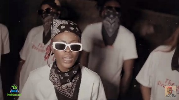 Candy Bleakz - Pon Pon Pon (DaGrin Tribute) Video