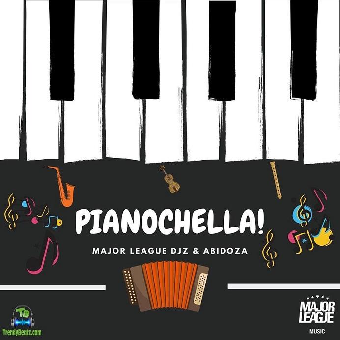 Download Major League DJz Pianochella! album mp3