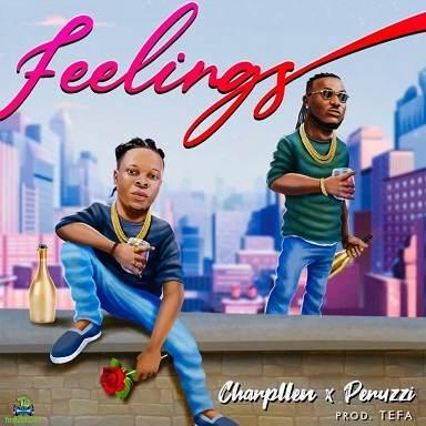 Charpllen - Feelings ft Peruzzi