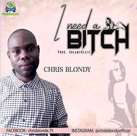 Chris Blondy