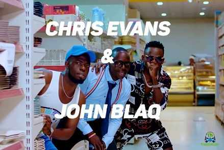 Chris Evans - Sitidde ft John Blaq