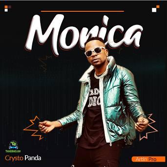 Crysto Panda - Monica
