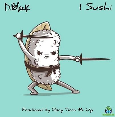 D Black - 1 Sushi