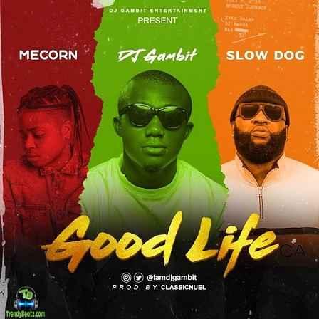 DJ Gambit - Good Life ft Mecorn, SlowDog