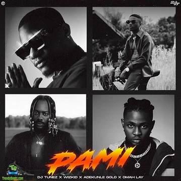 DJ Tunez - (Music) Pami ft Wizkid, Omah Lay, Adekunle Gold