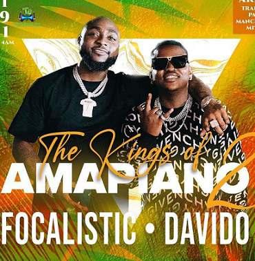 Focalistic - Champion Sound ft Davido