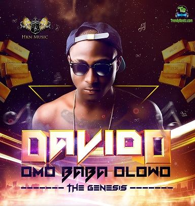 Davido - Bless Me ft May D