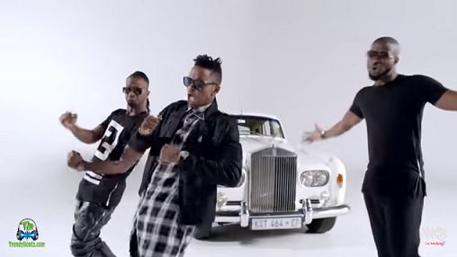 Diamond Platnumz - Kidogo (Video) ft P Square