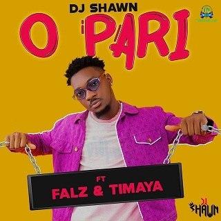 Dj Shawn - O Pari ft Falz, Timaya