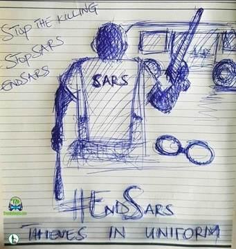 Dremo - Thieves In Uniform End SARS