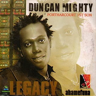 Duncan Mighty - Aroma