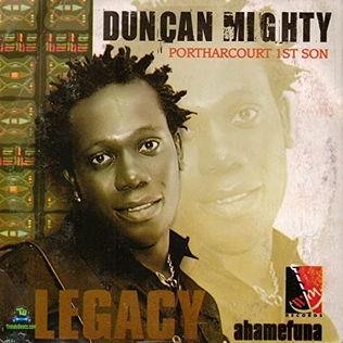 Duncan Mighty - GoodLuck Jonathan