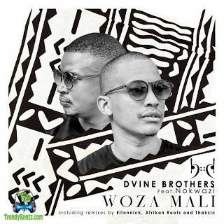 Nokwazi - Woza Mali (Afrikan Roots Chuba Cabra Remix)