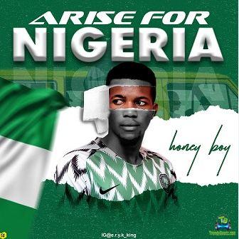 Eryk King - Arise For Nigeria (Nigeria @60 Song)