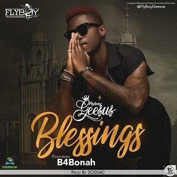 Flyboy Geesus - Blessings ft B4Bonah