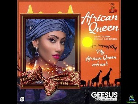 Flyboy Geesus - African Queen