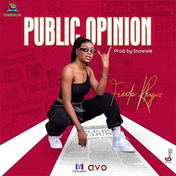 Freda Rhymz - Public Opinions