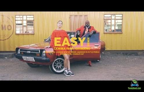 Gemma Griffiths - Easy (Remix) ft Chimano