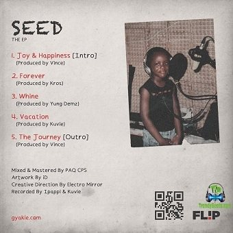 Download Gyakie Seed EP mp3