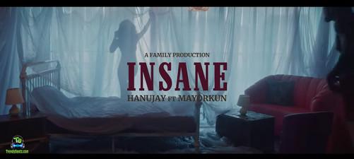 Hanu Jay - Insane (Video) ft Mayorkun