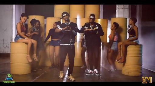 Harmonize - Kwangwaru (Video) ft Diamond Platnumz