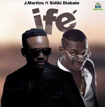 J Martins - Ife (Love) ft Sidiki Diabate