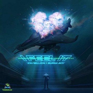 Jon Bellion - I Feel It (New Song) ft Burna Boy