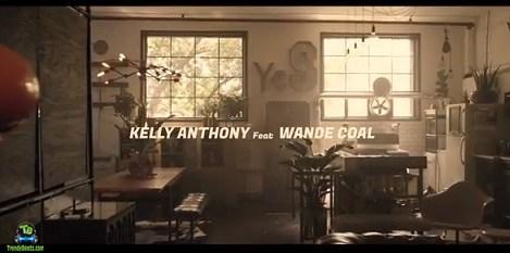 Kelly Anthony - Filo (Video) ft Wande Coal