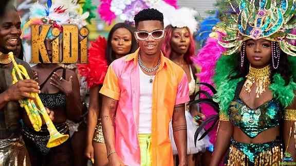 KiDi - Spiritual (Video) ft Kuami Eugene, Patoranking