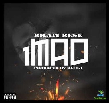 Kwaw Kese - 1MAD ft Ball J